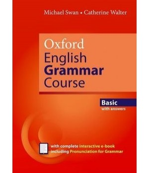 Грамматика Oxford English Grammar Course Revised Edition: Basic with Answers and eBook