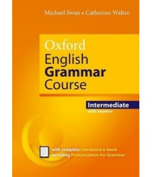 Грамматика Oxford English Grammar Course Revised Edition: Intermediate with Answers and eBook