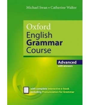 Граматика Oxford English Grammar Course Revised Edition: Advanced with Answers and eBook