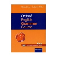 Грамматика Oxford English Grammar Course: Basic with Answers CD-ROM Pack