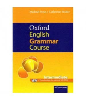 Граматика Oxford English Grammar Course: Intermediate with Answers CD-ROM Pack