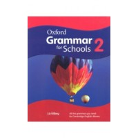 Граматика Oxford Grammar for Schools 2 Student's Book with DVD-ROM