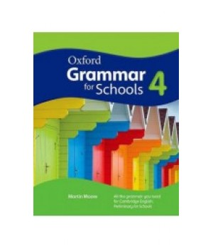 Граматика Oxford Grammar for Schools 4 Student's Book with DVD-ROM