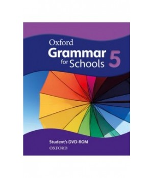 Граматика Oxford Grammar for Schools 5 Student's Book with DVD-ROM