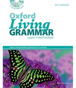 Грамматика Oxford Living Grammar Upper-Intermediate Student's Book CD-ROM Pack