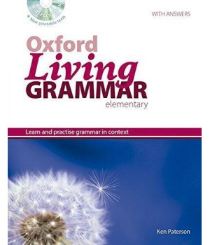 Грамматика Oxford Living Grammar Elementary Student's Book CD-ROM Pack
