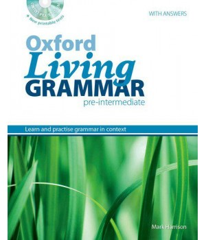 Граматика Oxford Living Grammar Pre-Intermediate Student's Book CD-ROM Pack