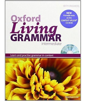 Граматика Oxford Living Grammar Intermediate Student's Book CD-ROM Pack