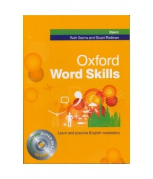 Підручник Oxford Word Skills Basic Student's Pack
