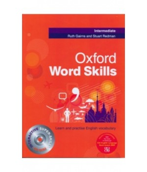 Підручник Oxford Word Skills Intermediate Student's Pack