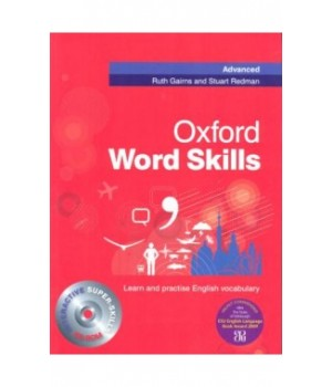 Підручник Oxford Word Skills Advanced Student's Pack