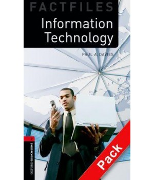 Книга для читання Oxford Bookworms Library Level 3 Information Technology Factfile Audio CD Pack