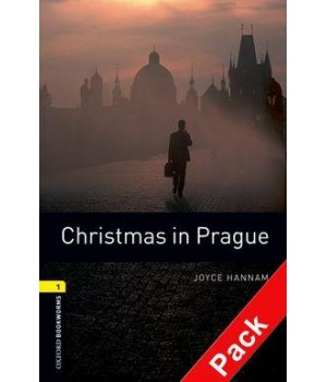 Книга для читання Oxford Bookworms Library Level 1 Christmas in Prague Audio CD Pack