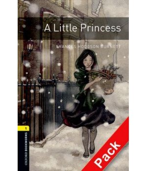 Книга для читання Oxford Bookworms Library Level 1 Little Princess Audio CD Pack