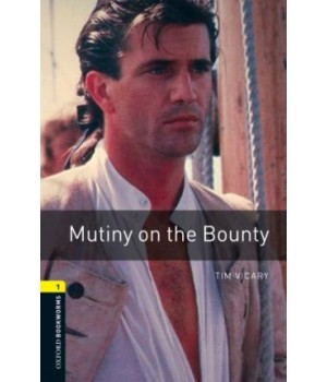 Книга для читання Oxford Bookworms Library Level 1 Mutiny on the Bounty Audio CD Pack