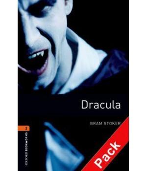 Книга для чтения Oxford Bookworms Library Level 2 Dracula Audio CD Pack