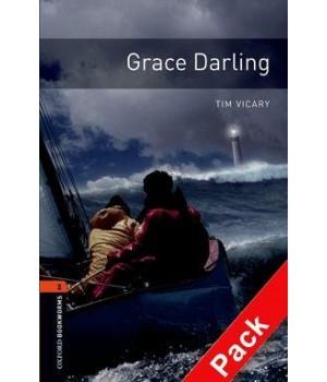 Книга для чтения Oxford Bookworms Library Level 2 Grace Darling Audio CD Pack