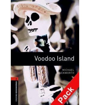 Книга для чтения Oxford Bookworms Library Level 2 Voodoo Island Audio CD Pack
