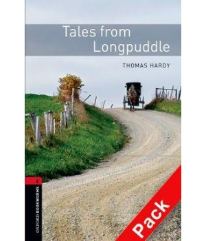 Книга для читання Oxford Bookworms Library Level 2 Tales from Longpuddle Audio CD Pack