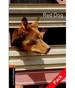 Книга для чтения Oxford Bookworms Library Level 2 Red Dog Audio CD Pack
