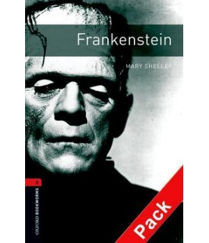 Книга для читання Oxford Bookworms Library Level 3 Frankenstein Audio CD Pack