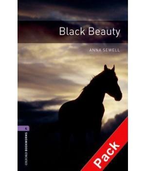 Книга для читання Oxford Bookworms Library Level 4 Black Beauty Audio CD Pack