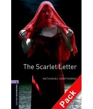 Книга для читання Oxford Bookworms Library Level 4 Scarlet Letter Audio CD Pack