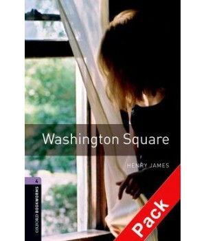 Книга для читання Oxford Bookworms Library Level 4 Washington Square Audio CD Pack