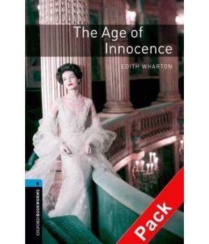 Книга для читання Oxford Bookworms Library Level 5 Age of Innocence Audio CD Pack