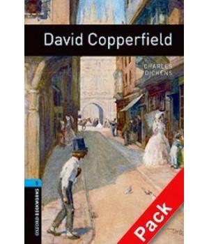 Книга для читання Oxford Bookworms Library Level 5 David Copperfield Audio CD Pack