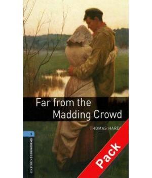 Книга для читання Oxford Bookworms Library Level 5 Far from the Madding Crowd Audio CD Pack