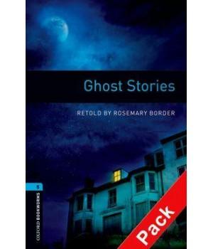 Книга для читання Oxford Bookworms Library Level 5 Ghost Stories Audio CD Pack