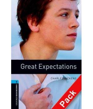 Книга для читання Oxford Bookworms Library Level 5 Great Expectations Audio CD Pack