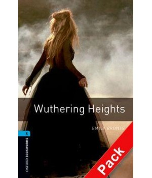 Книга для читання Oxford Bookworms Library Level 5 Wuthering Heights Audio CD Pack