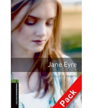 Книга для читання Oxford Bookworms Library Level 6 Jane Eyre Audio CD Pack