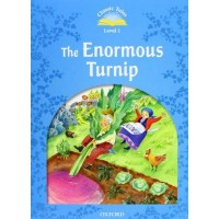 Книга для чтения Classic Tales Second Edition 1 The Enormous Turnip e-Book and Audio CD Pack