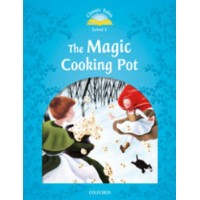 Classic Tales Second Edition 1 The Magic Cooking Pot e-Book and Audio CD Pack