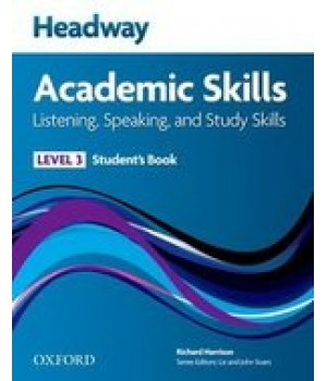 Підручник Headway Academic Skills 3 Listening and Speaking Student's Book and Audio CD Pack