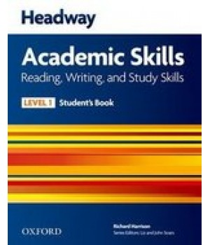 Підручник Headway Academic Skills 1 Reading and Writing Student's Book