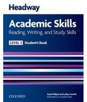 Підручник Headway Academic Skills 3 Reading and Writing Student's Book