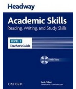 Книга для вчителя Headway Academic Skills 2 Reading and Writing Teacher's Book