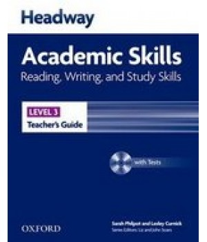 Книга для вчителя Headway Academic Skills 3 Reading and Writing Teacher's Book