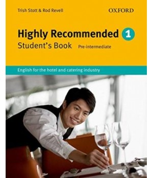 Учебник Highly Recommended New Edition 1 Student's Book