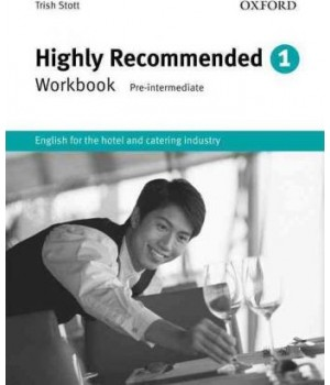 Робочий зошит Highly Recommended New Edition 1 Workbook