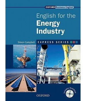 Підручник English for the Energy Industry Student's Book and MultiROM Pack