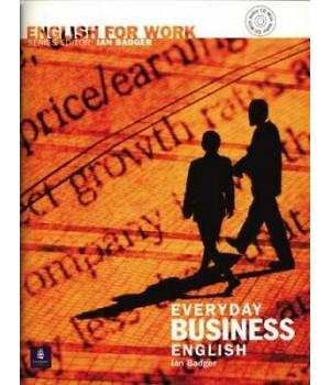 Підручник English For Work: Everyday Business English Pack