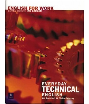 Підручник Everyday Technical English Book with Audio CD