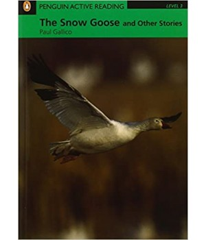 Книга для читання The Snow Goose and Other Stories with CD-ROM and audio recording Level 3