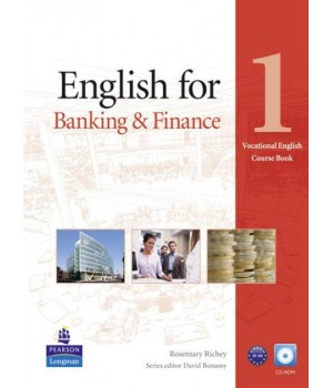 Підручник English for Banking and Finance 1 Students Book with CD