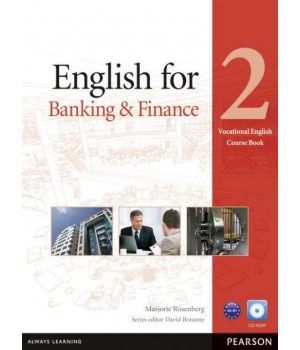Підручник English for Banking and Finance 2 Students Book with CD